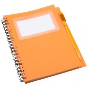 notitieboek ''Tagged''