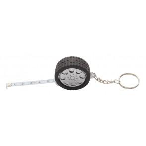 Sleutelhanger Met Meetlint Wheel