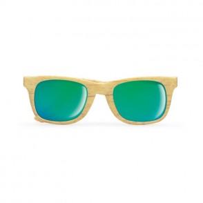Klassieke zonnebril WOODIE