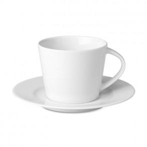 Cappuccino kop en schotel PARIS