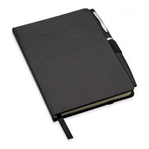 A6 notitieboekje met balpen NOTALUX