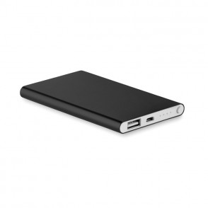 Alu PowerBank 4000mAh POWERFLAT