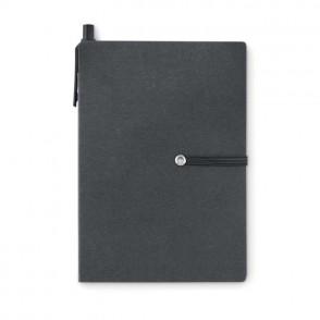 Gerecycled notitieboekje pen RECONOTE