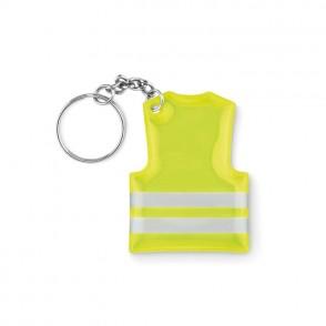 Sleutelhanger veiligheidsvest VISIBLE RING