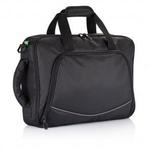 Florida laptop tas/rugtas, zwart