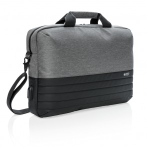 "Swiss Peak RFID 15"" laptoptas"