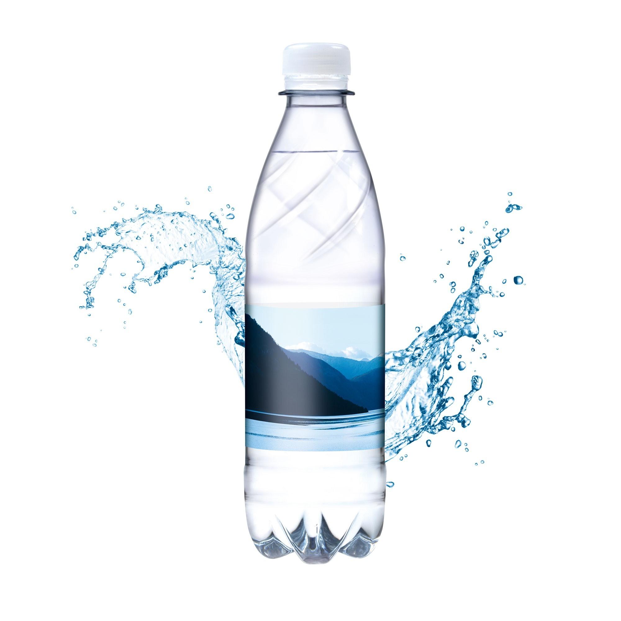 Tafelwasser, 500 ml (Flasche Budget)
