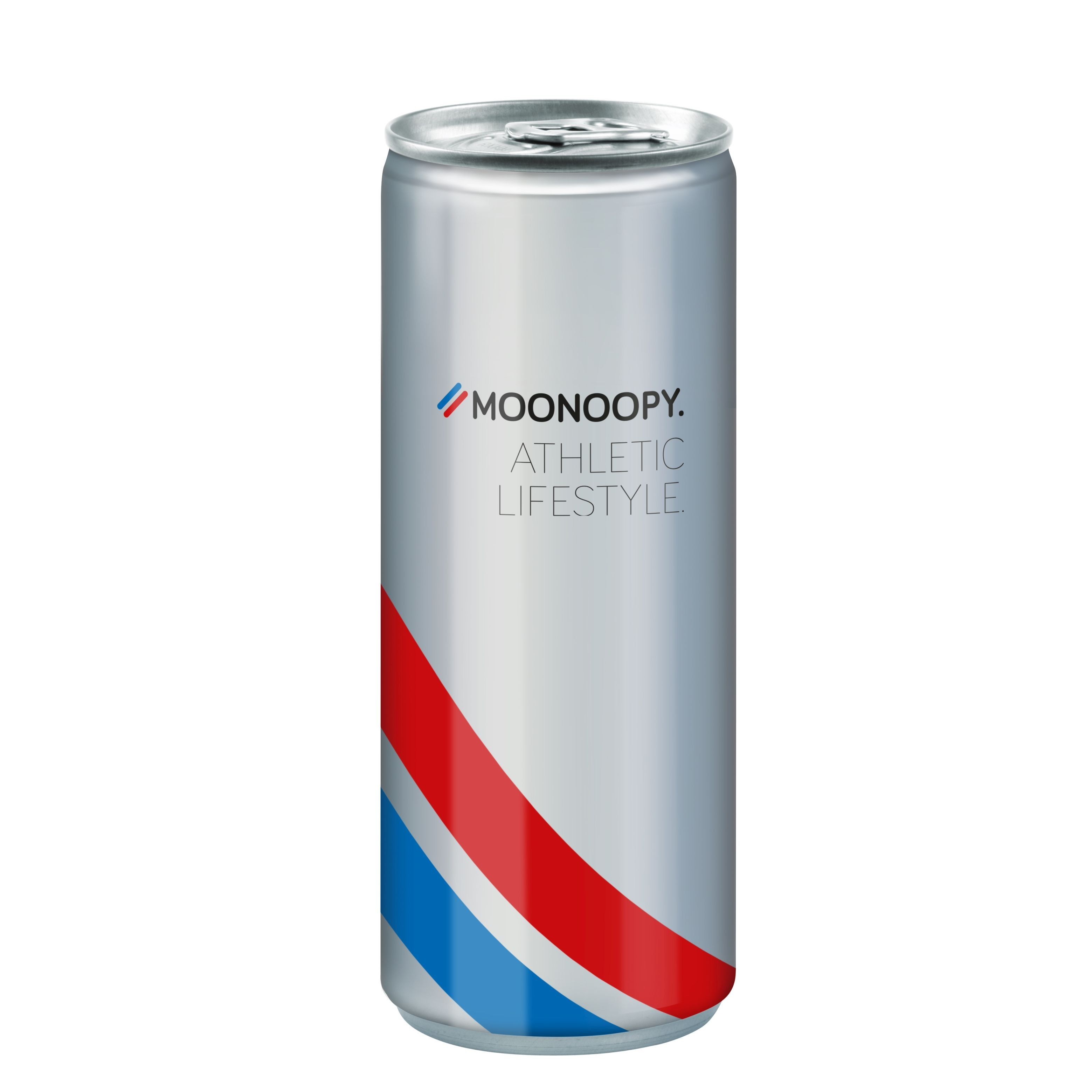 Energy Drink, 250 ml, Fullbody transp., Ansicht 4