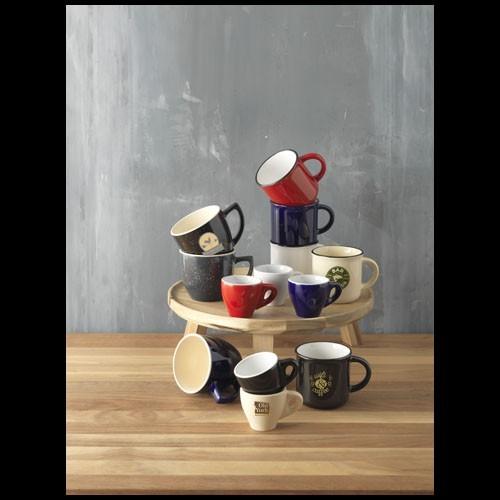 Lagerfeuer-Keramikbecher, Ansicht 4