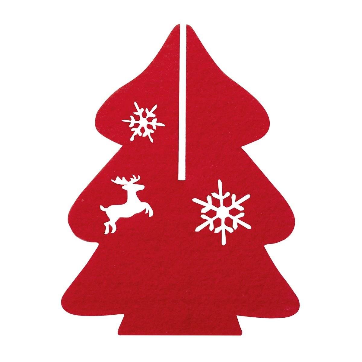 Weihnachtsdekoration REFLECTS-JINAN RED, Ansicht 4