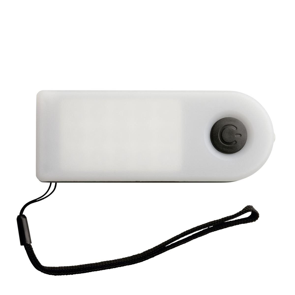 LED Taschenlampe REFLECTS-KEMI WHITE, Ansicht 4