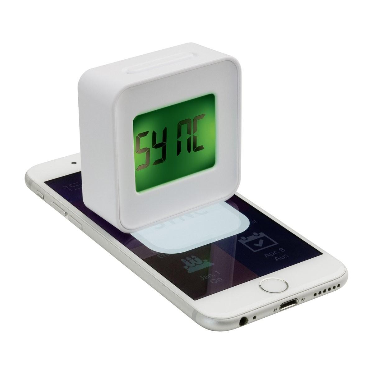 Smart Alarmuhr REFLECTS-ERANDIO WHITE, Ansicht 2