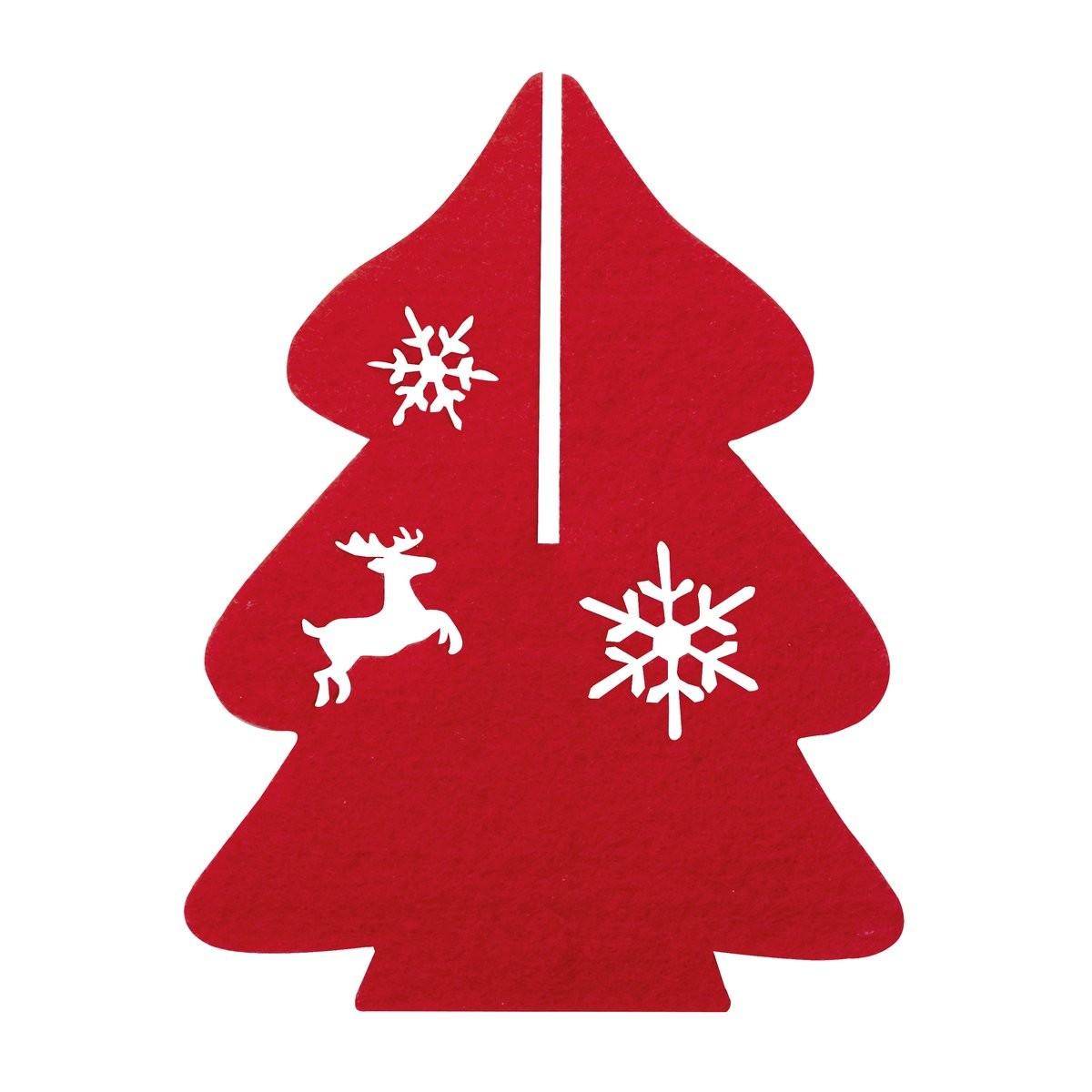 Weihnachtsdekoration REFLECTS-JINAN RED, Ansicht 7