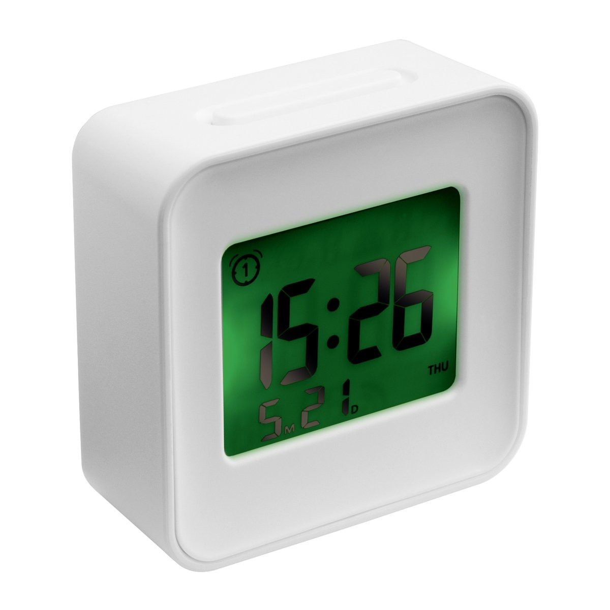 Smart Alarmuhr REFLECTS-ERANDIO WHITE