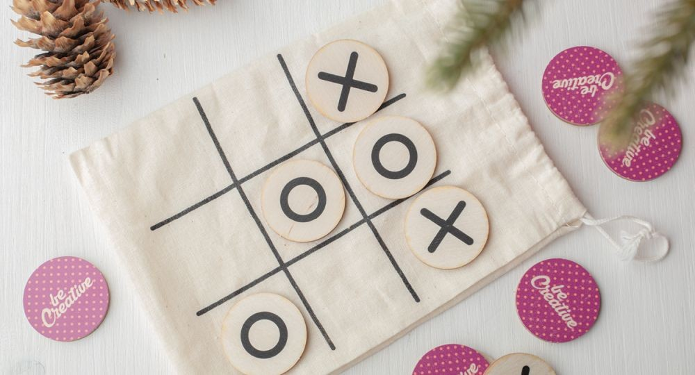 Tic-Tac-Toe-Spiel OXO Creative, Ansicht 2