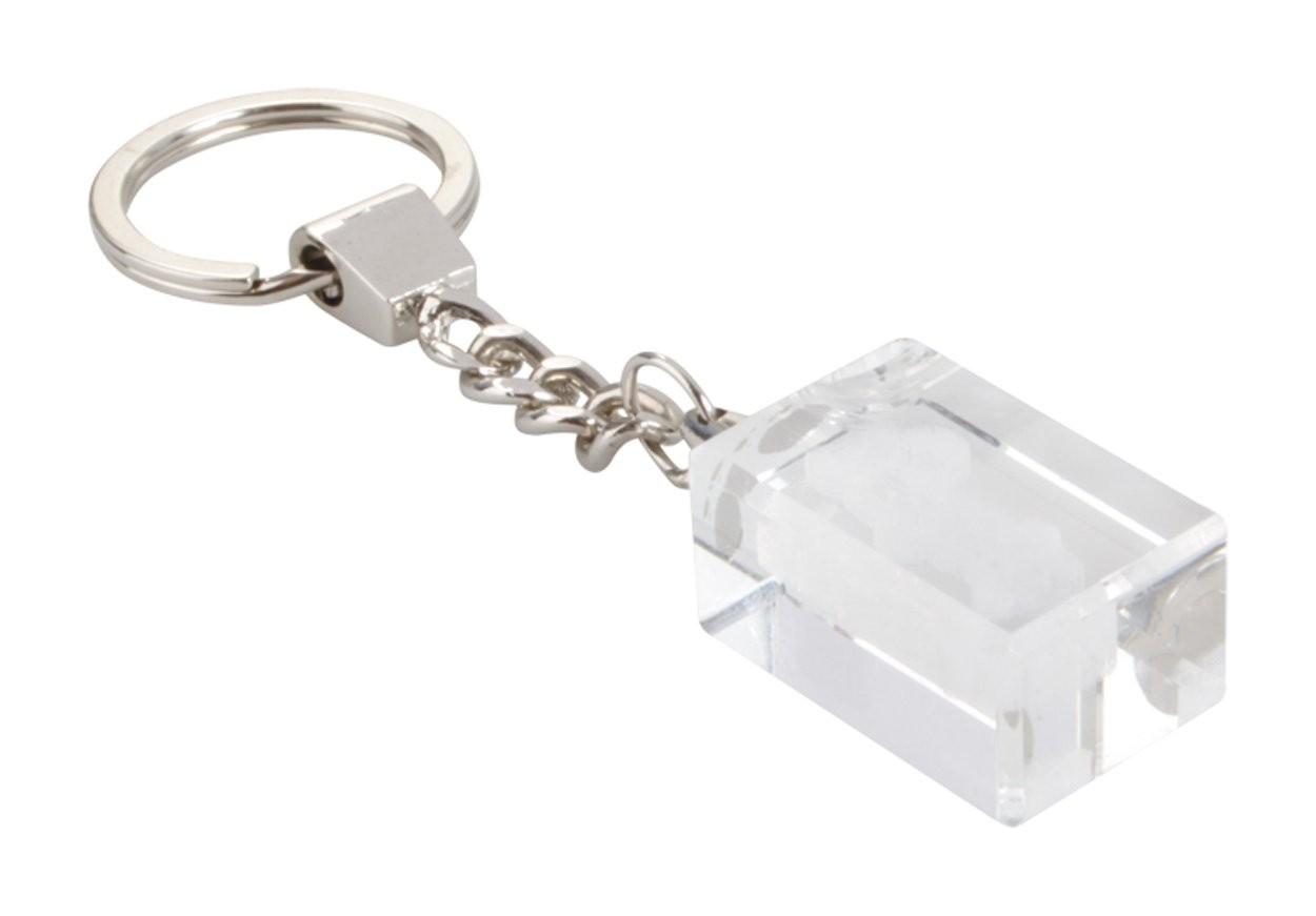 Schlüsselanhänger Glass