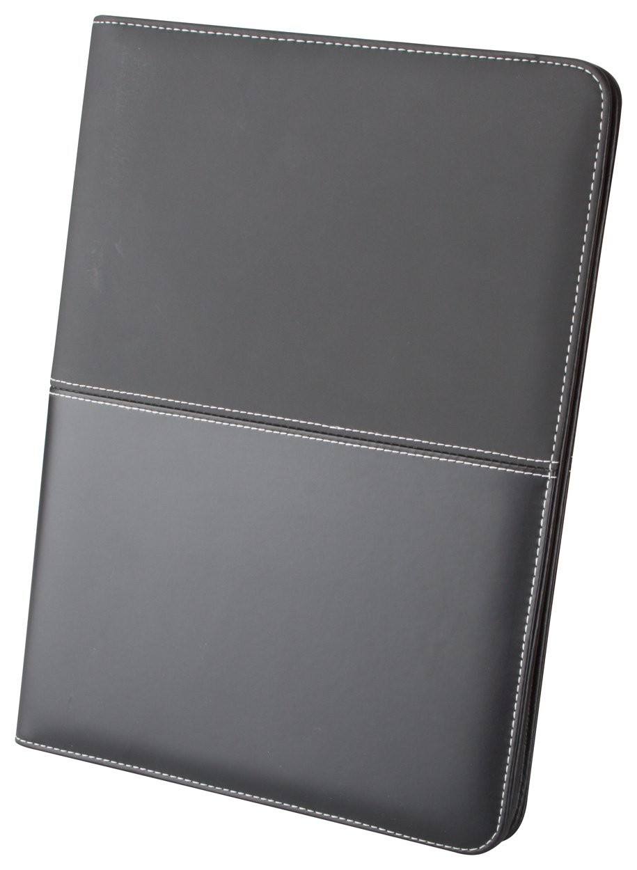 A4 Dokumentenmappe Duotone Zip, Ansicht 3