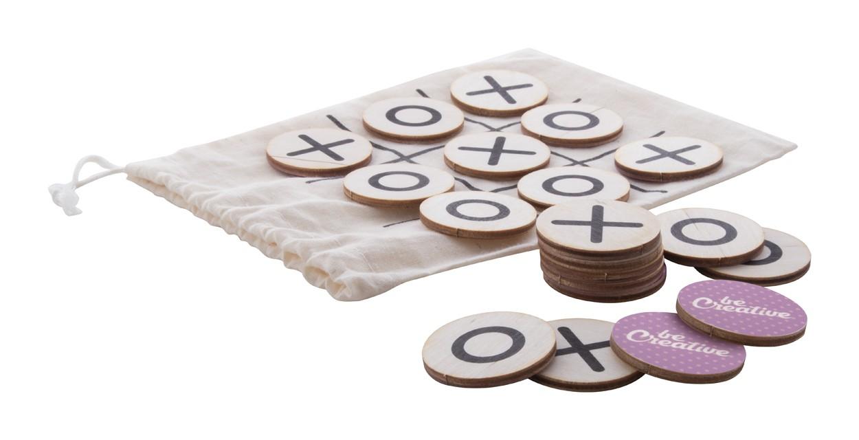 Tic-Tac-Toe-Spiel OXO Creative