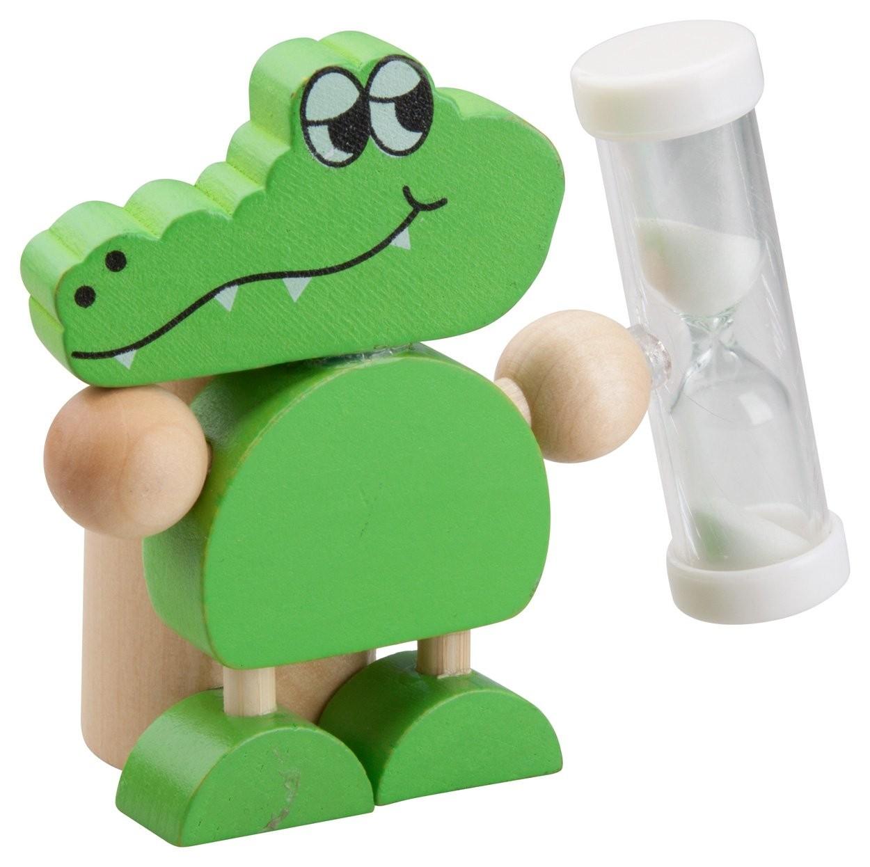 Zahnbürtsenhalter Crocky