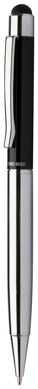 Touchpen mit Kugelschreiber Yago, Ansicht 2