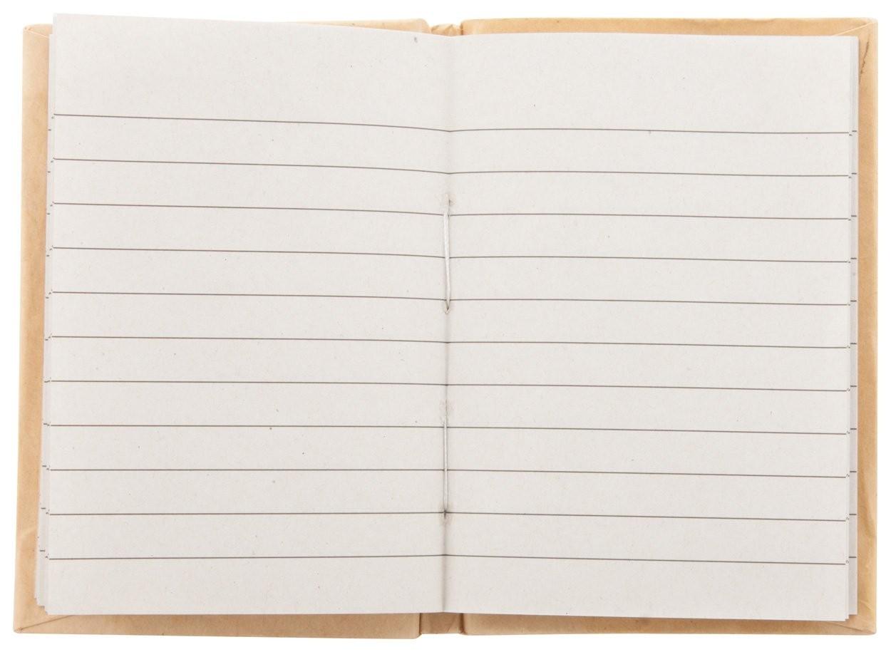 Notizbuch Anak, Ansicht 2