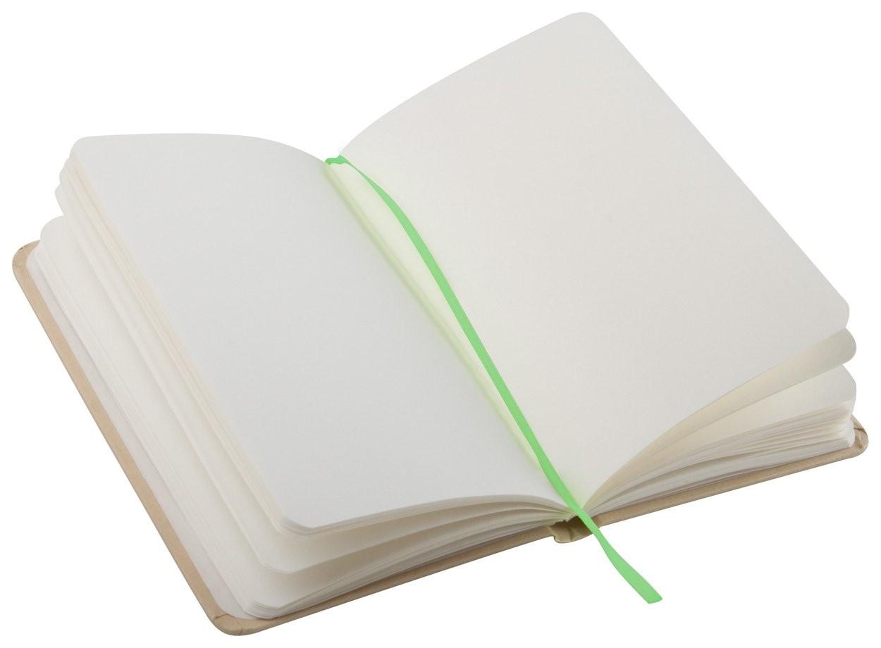 Notizheft aus Recycling Papier. Econotes, Ansicht 4