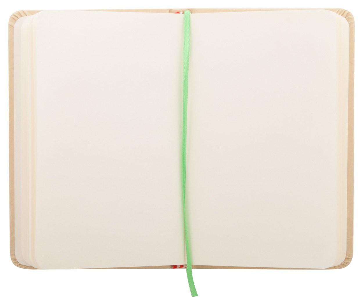 Notizheft aus Recycling Papier. Econotes, Ansicht 3