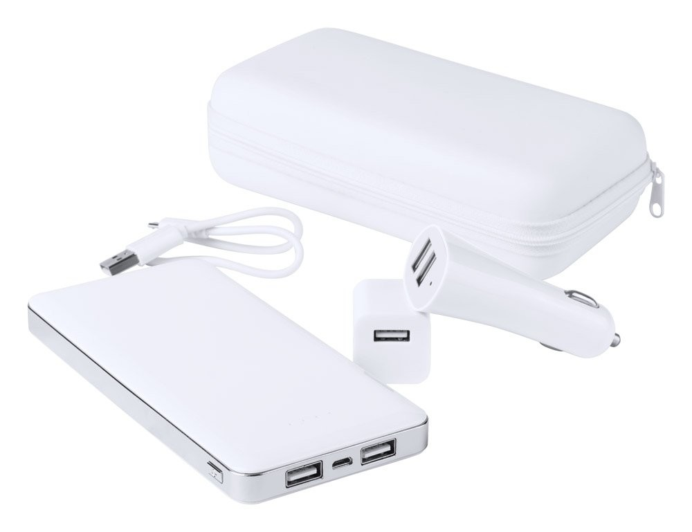 USB Powerbank und Ladegerät Atazzi