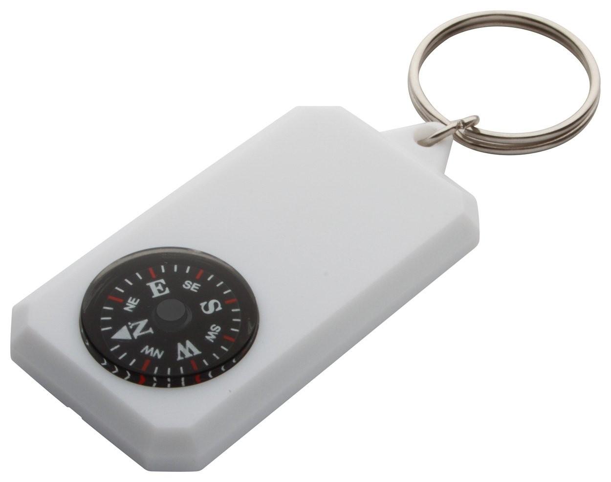 Schlüsselanhänger mit Kompass Magellan