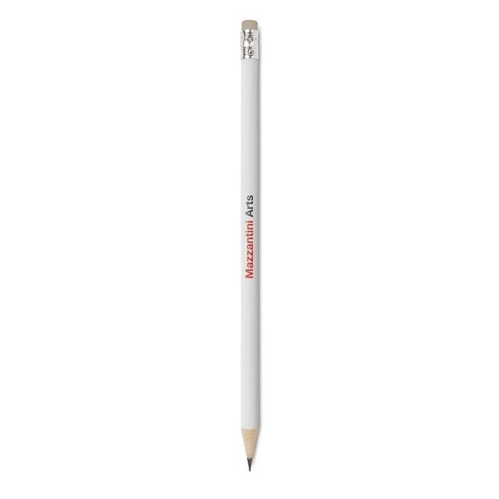 Bleistift mit Radiergummi STOMP, Ansicht 3