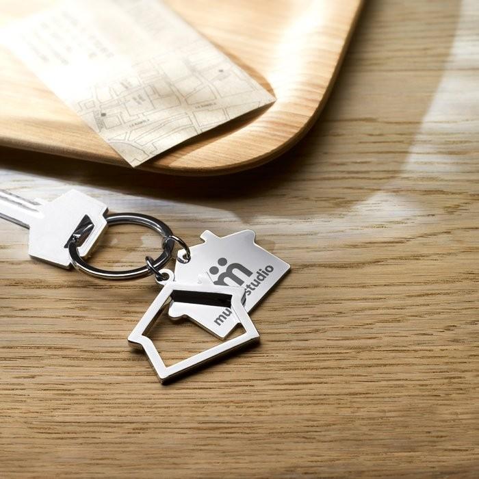 Schlüsselring Haus SNIPER, Ansicht 2