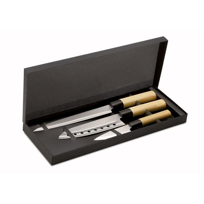 Messerset im japanischen Stil TAKI