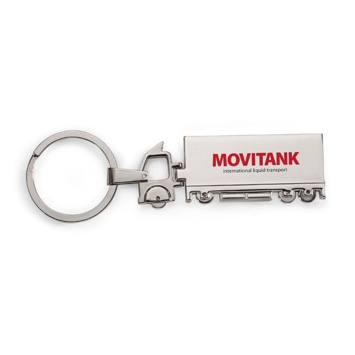 Schlüsselring, Truck TRUCKY, Ansicht 2