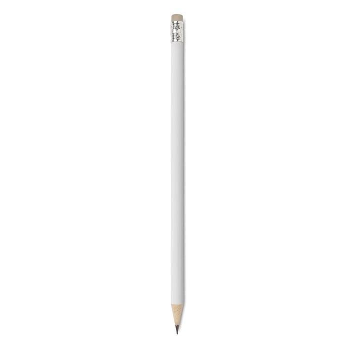 Bleistift mit Radiergummi STOMP, Ansicht 2