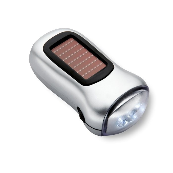 Dynamo Taschenlampe DYNASOL, Ansicht 3