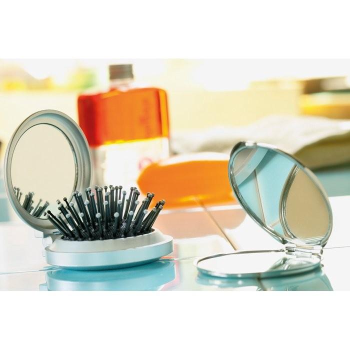 Haarbürste mit Spiegel B BEAUTY