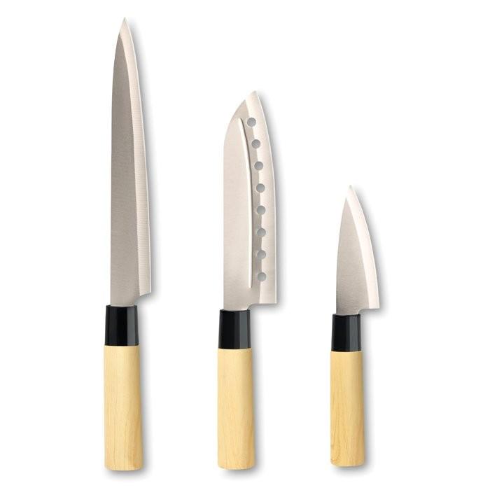 Messerset im japanischen Stil TAKI, Ansicht 3