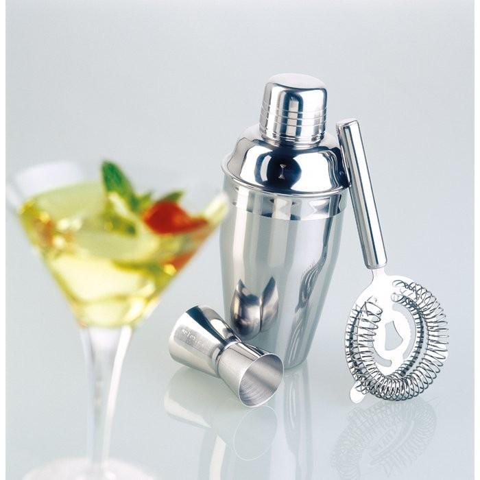 Cocktail-Set mit Shaker FIZZ