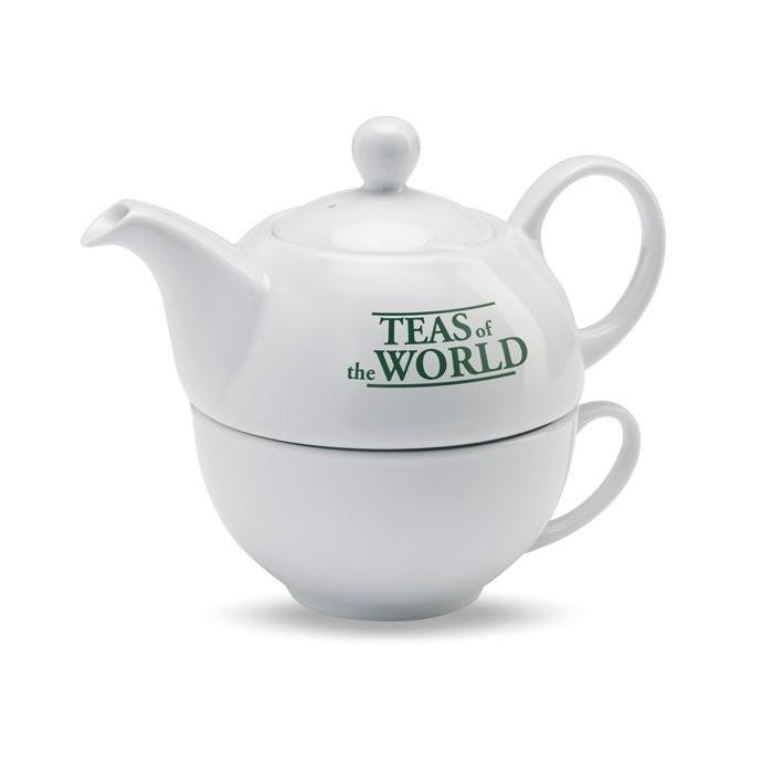Teekanne und Tasse Set TEA TIME, Ansicht 3