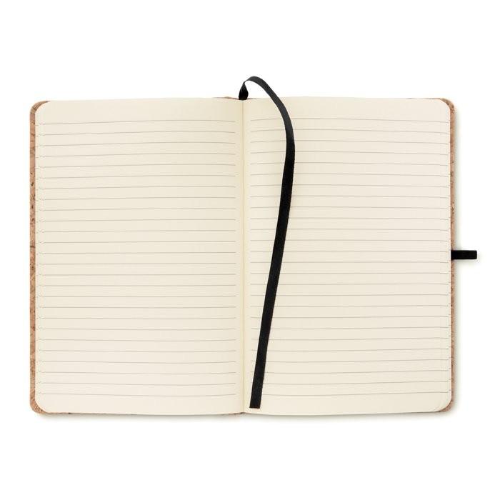 DIN A5 Notizbuch mit Kork SUBER, Ansicht 2