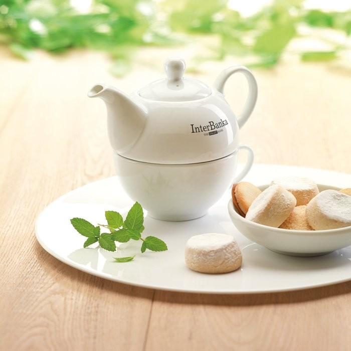 Teekanne und Tasse Set TEA TIME, Ansicht 2