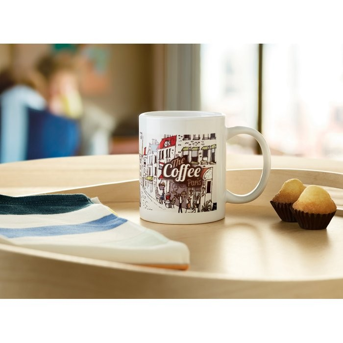 Kaffeebecher SUBLIM, Ansicht 2