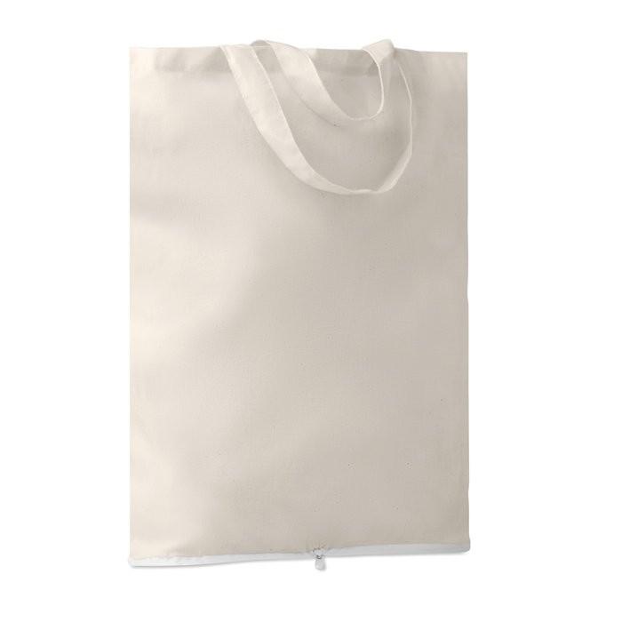 Baumwoll-Einkaufstasche FOLDY COTTON, Ansicht 4