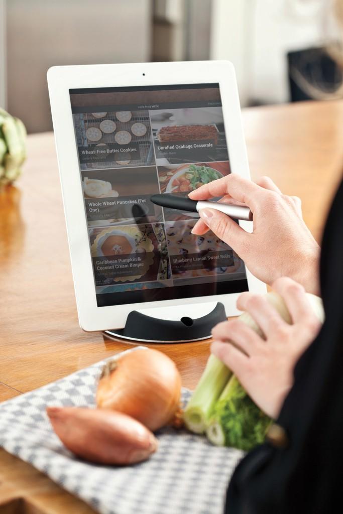 Chef Tabletständer mit Touchpen, Ansicht 6