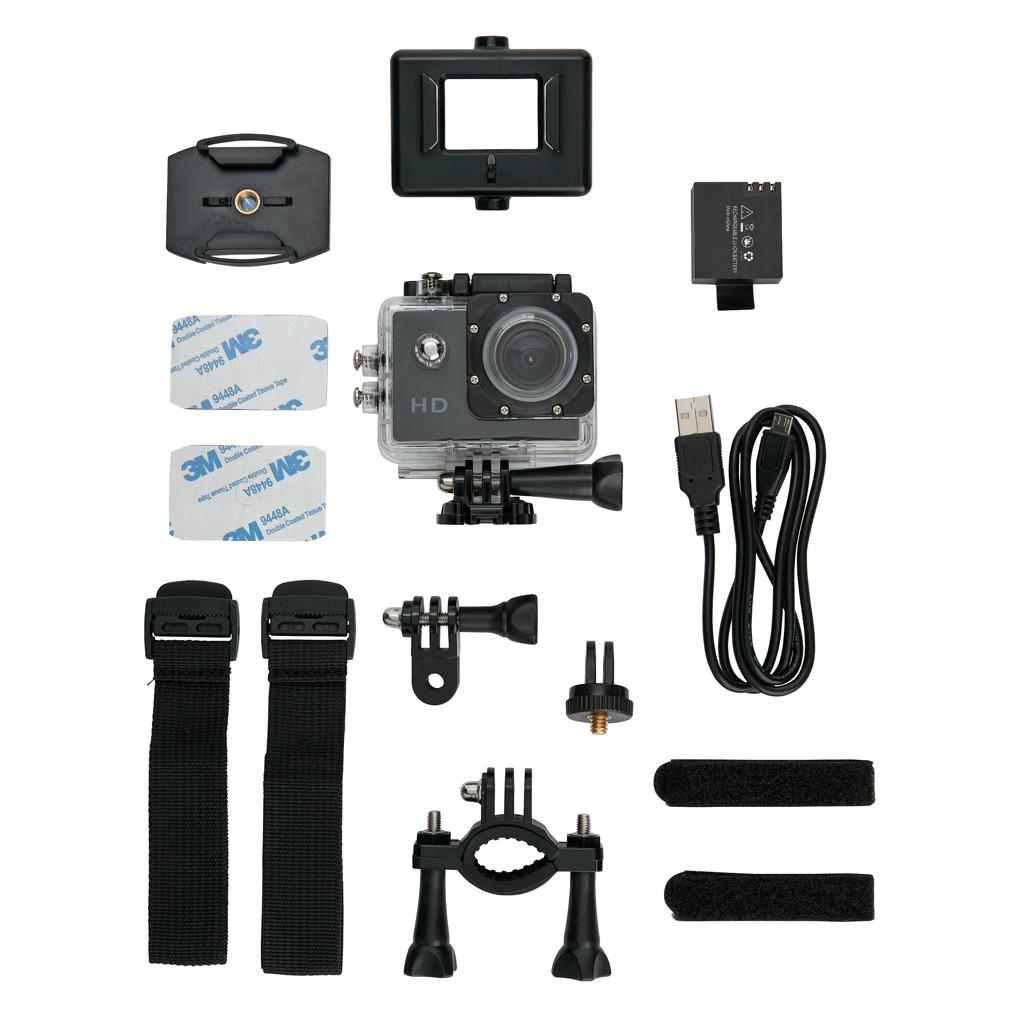 Action Kamera mit 11tlg. Zubehör, Ansicht 2