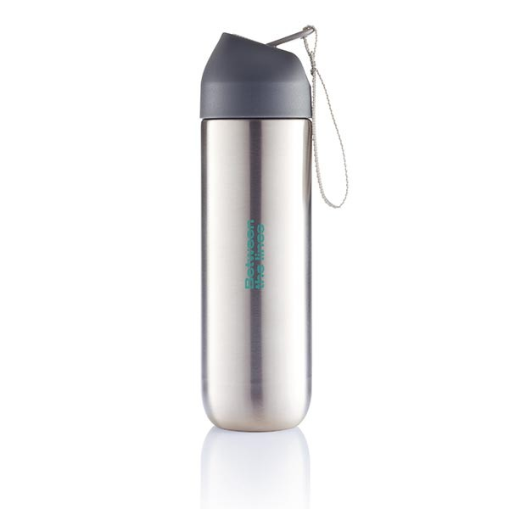 Neva Wasserflasche, Metall, 500ml, Ansicht 8