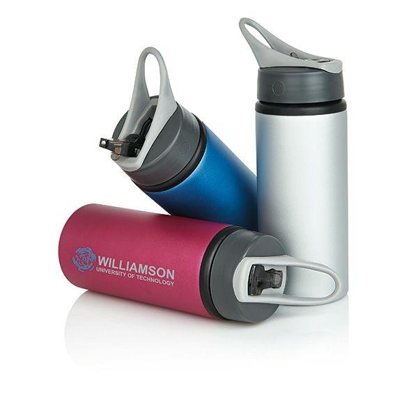 Aluminium Sportflasche, Ansicht 6