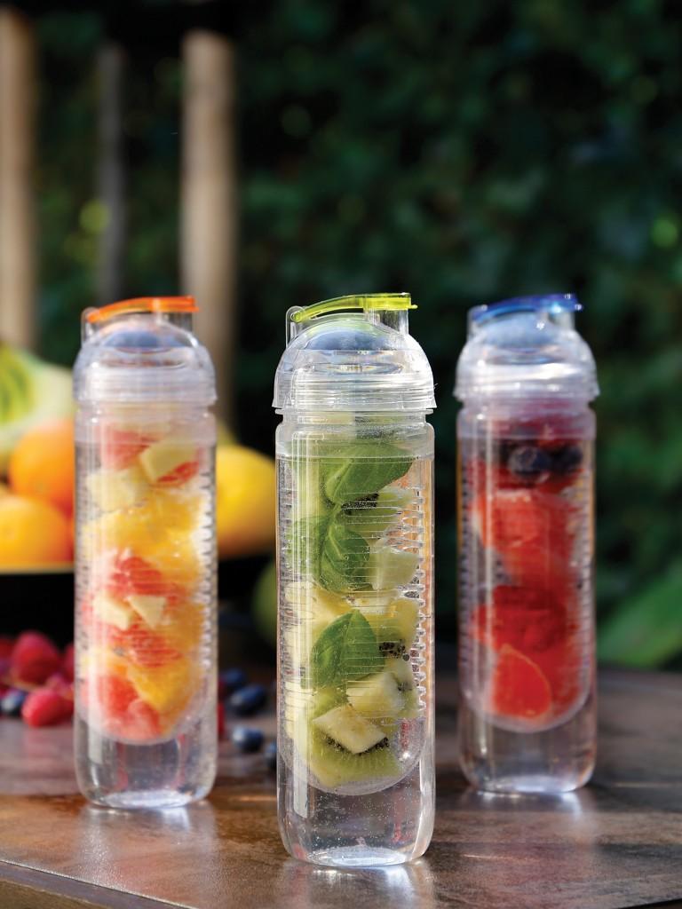 Wasserflasche mit Aromafach, 500ml, Ansicht 3