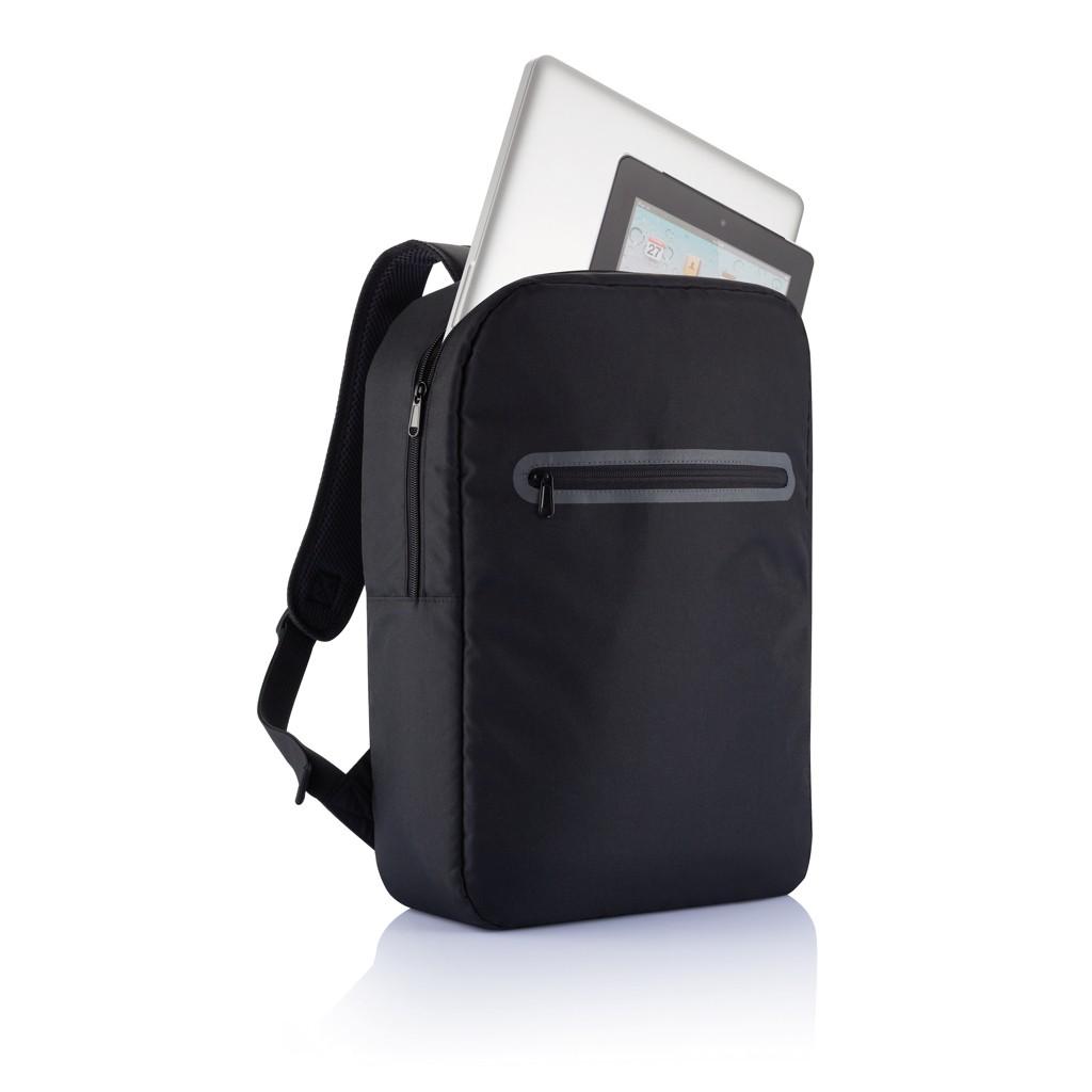 London Laptop Rucksack PVC frei, Ansicht 4