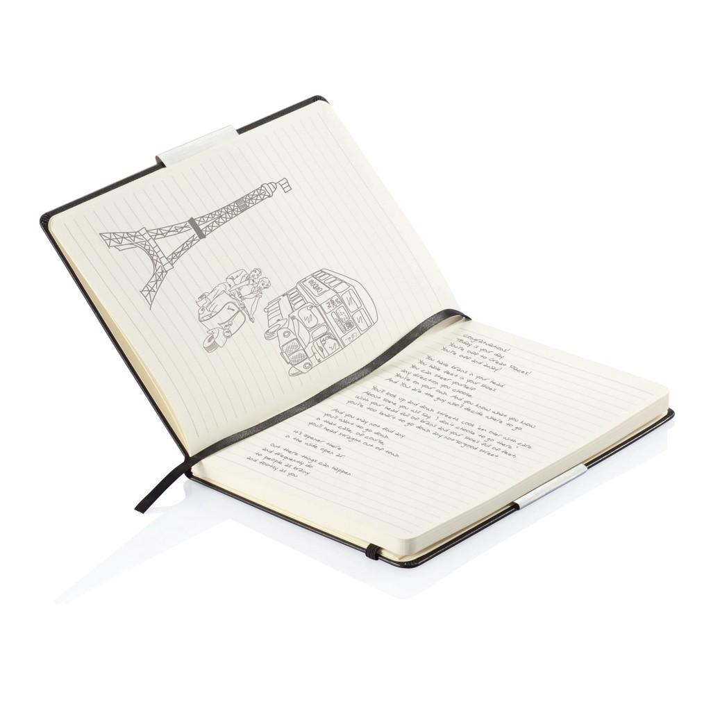 A5 Hardcover Notizbuch, Ansicht 2